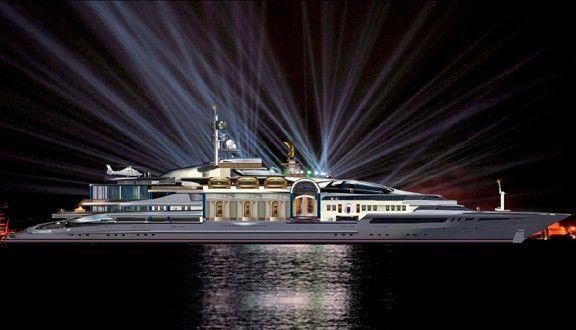 Pavel Shaposhnikov Design Sacred Name Epiphany 2012 Motor Boats