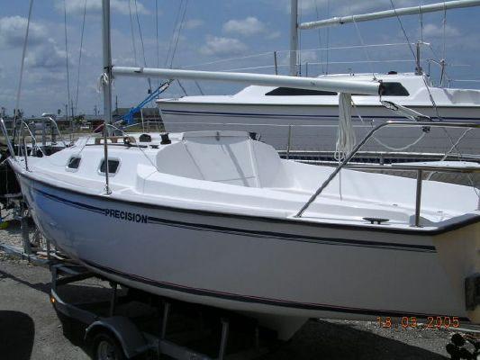 Precision P21 2012 All Boats