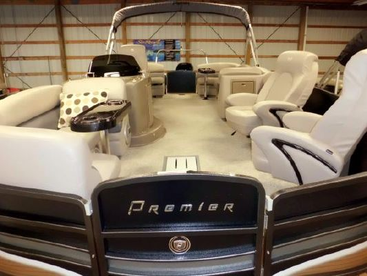 Premier 275 Intrigue PTX 10' Wide! 2012 All Boats