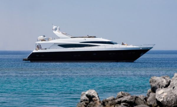 2012 Princess Viking Edition 98 Motor Yacht Boats Yachts