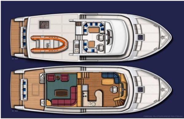 Ruby Yachts Passagemaker 60 2012 All Boats