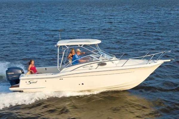 Boats for Sale & Yachts Scout 245 Abaco 2012 Sportfishing Boats for Sale