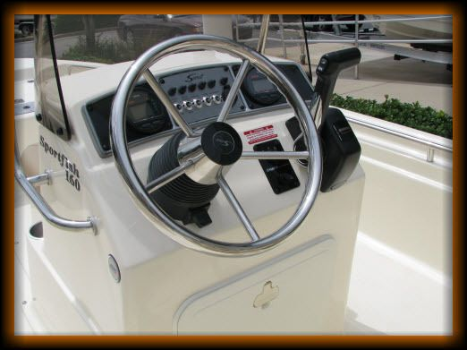 Scout CENTER CONSOLE 160 SPORTFISH 2012 Sportfishing Boats for Sale