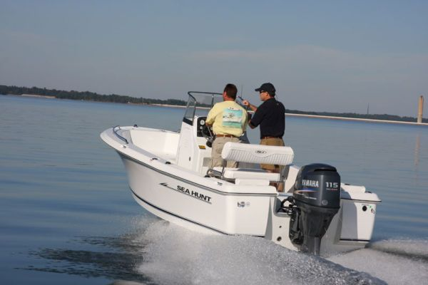 Boats for Sale & Yachts Sea Hunt 202 TRITON CENTER CONSOLE 2012 Sea Hunt Boats for Sale Triton Boats for Sale