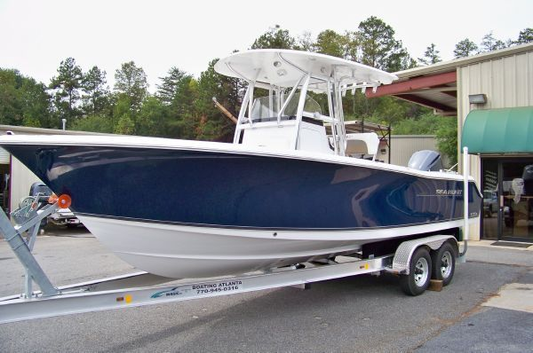 Sea Hunt 25 Game Fish 2012 All Boats Sea Hunt Boats for Sale