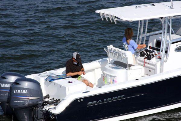 Sea Hunt 25 Gamefish Center Console 2012 All Boats Sea Hunt Boats for Sale
