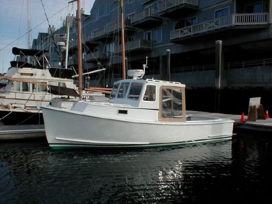 Seaworthy (BHM) Downeast Cruiser (NEW BUILD) 2012 All Boats Downeast Boats for Sale