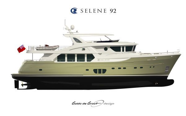 2012 selene 92 ocean explorer  1 2012 Selene 92 Ocean Explorer