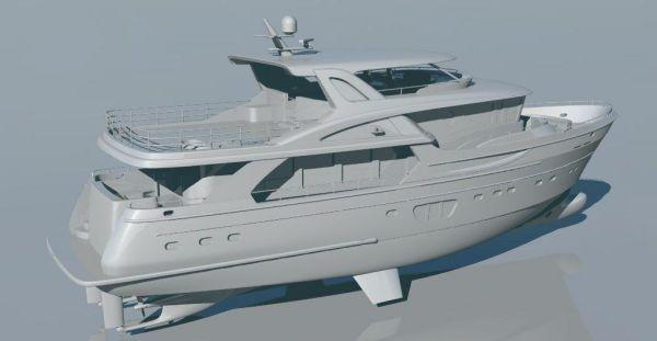 Selene 92 Ocean Explorer Test 2012 Motor Boats