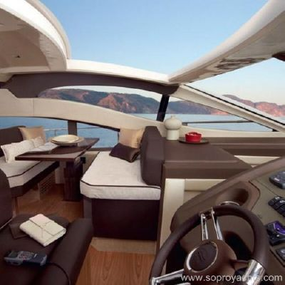Sessa C54 Sport Coupe 2012 Motor Boats