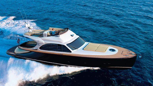 Seven Seas Legend 56 Flybridge 2012 Flybridge Boats for Sale