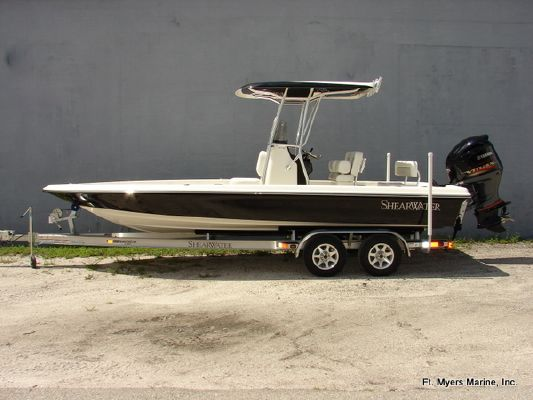 ShearWater 23 LTZ 2012 Fishing Boats for Sale