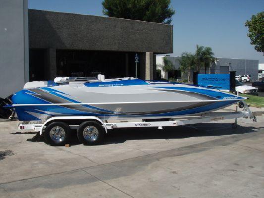 Shockwave 22' DECK BOAT 2012 Deck Boats For Sale