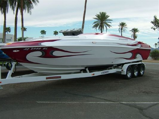Shockwave 29' MAGNATUDE CLOSED BOW 2012 All Boats