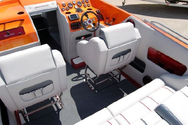 Shockwave 29 MAGNATUDE OPEN BOW 2012 All Boats