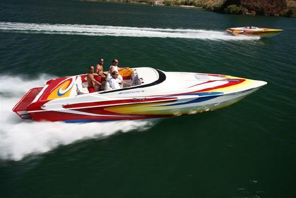 Shockwave 34' MAGNATUDE 2012 All Boats