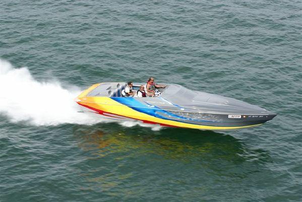 Shockwave 35' MAGNATUDE 2012 All Boats