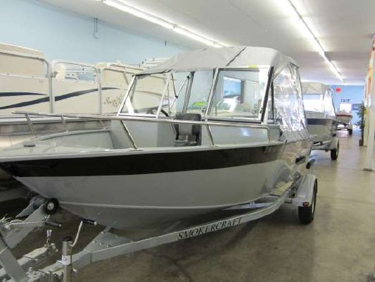 Boats for Sale & Yachts Smoker Craft 162 Pro Tracer D/C 2012 SpeedBoats