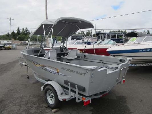 Boats for Sale & Yachts Smoker Craft 162 Tracer D/C 2012 SpeedBoats