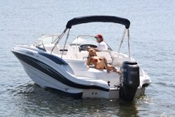 Boats for Sale & Yachts SOUTHWIND MARINE Sport Deck 2200SD 2012 All Boats