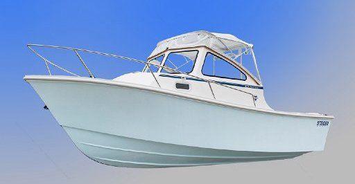 STEIGER CRAFT 21 DV BLOCK ISLAND 2012 All Boats