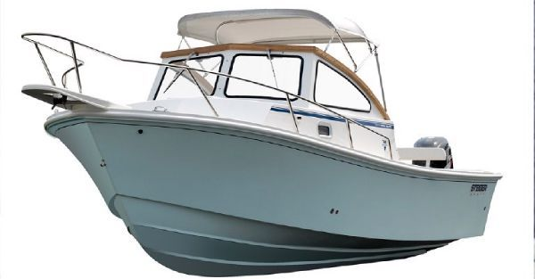 Boats for Sale & Yachts STEIGER CRAFT 255 DV Block Island 2012 All Boats