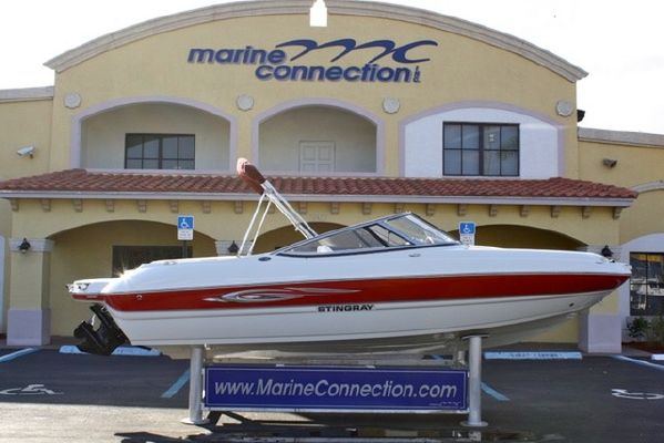 Boats for Sale & Yachts Stingray 208 LR BOW RIDER 2012 All Boats