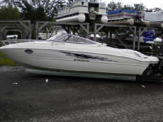 Stingray 225cr 2012 All Boats