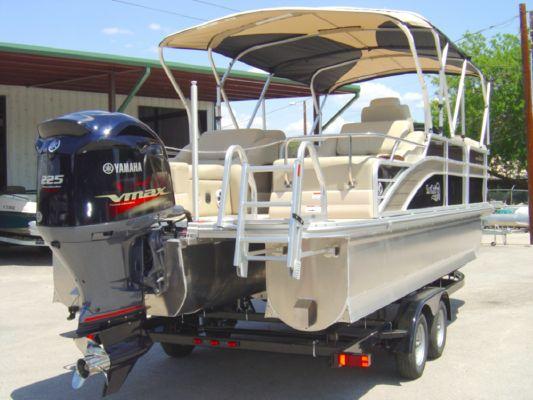 Sun Catcher ELITE 322SS 2012 Sun Tracker Boats for Sale