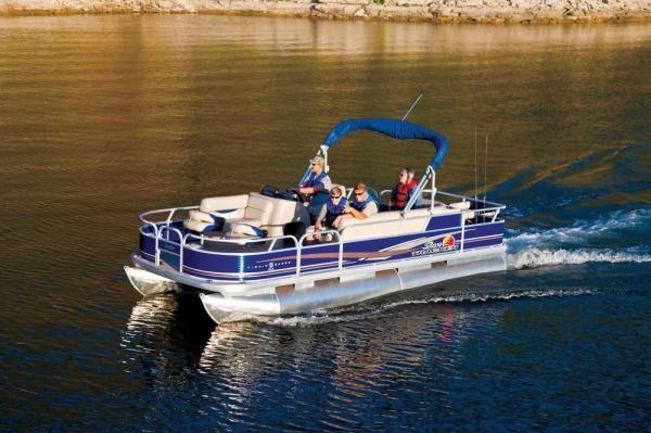 Boats for Sale & Yachts Sun Tracker FISHIN' BARGE 20 DLX 2012 Sun Tracker Boats for Sale