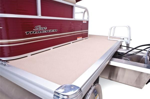Sun Tracker PARTY BARGE 20 DLX 2012 Sun Tracker Boats for Sale