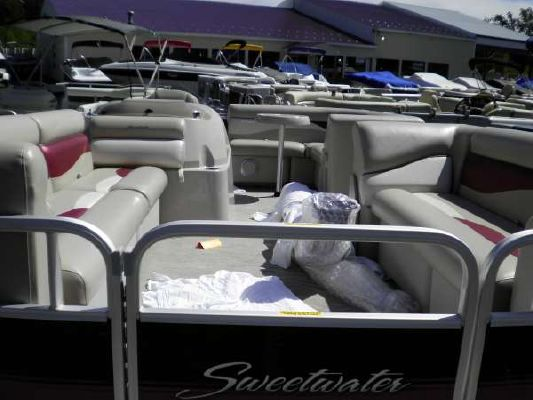 Sweetwater 2286 2012 Sweetwater Pontoon Boat