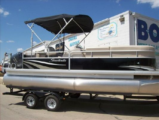 Sweetwater PONTOON SW2286C3 2012 Boats for Sale & Yachts