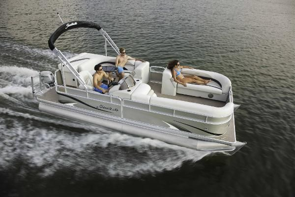 Sweetwater SWPE200C3 2012 Sweetwater Pontoon Boat