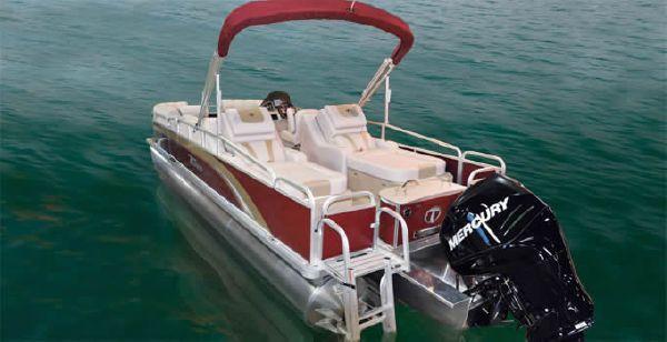 Tahoe VISTA REAR LOUNGER 2012 All Boats
