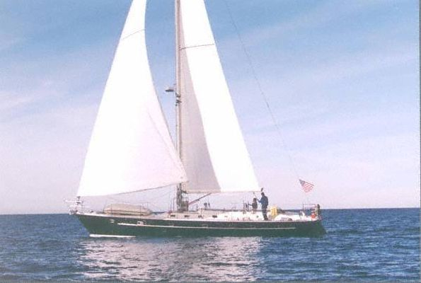 Tayana Fixed Keel Cutter 2012 All Boats Sailboats for Sale
