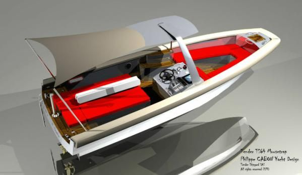Tender Shipyard SAS TS66 Inboard 2012 All Boats