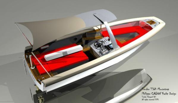 Tender Shipyard SAS TS68 Inboard 2012 All Boats