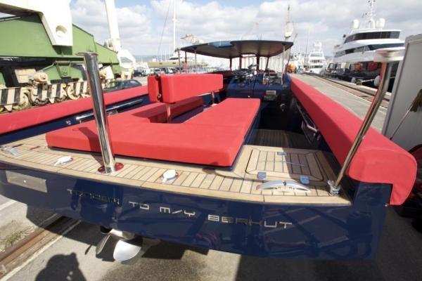 Tender Shipyard SAS TS74 Inboard 2012 All Boats