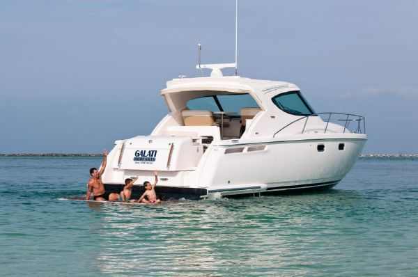 Boats for Sale & Yachts Tiara Yachts 4500 Sovran ~ TRME 2012 All Boats