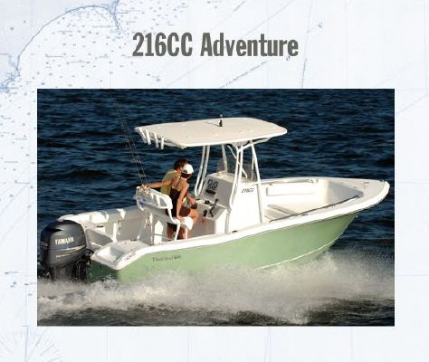 2012 Tidewater 216 CC - Boats Yachts for sale