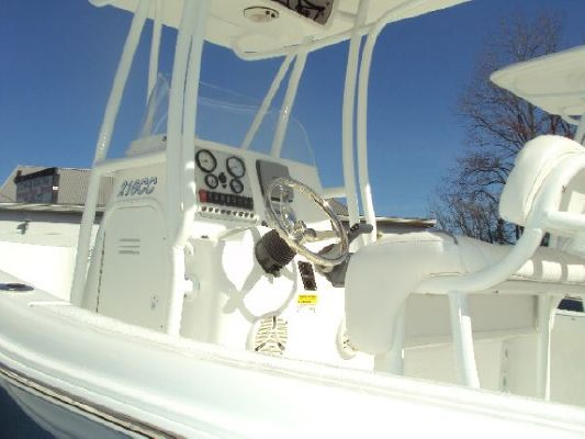 Tidewater 216 CC with F150 Yamaha 4 2012 Tidewater Boats for Sale