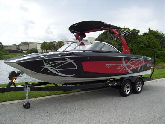 Tige WAKEBOARD BOAT RZ2 2012 All Boats