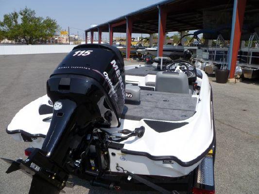 TRITON BOATS 17 Explorer 2012 Motor Boats Triton Boats for Sale