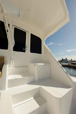 Viking Enclosed Bridge (82 2012 Viking Boats for Sale