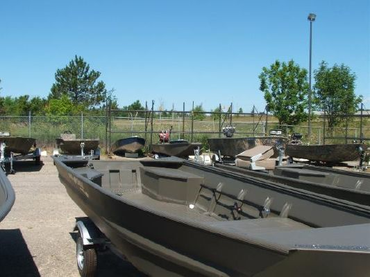 War Eagle 548LDV 2012 Fishing Boats for Sale