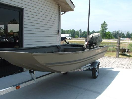 Boats for Sale & Yachts War Eagle 648LDV 2012 Fishing Boats for Sale