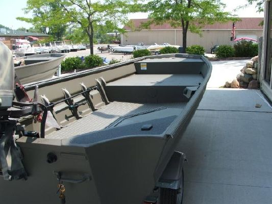 War Eagle 648LDV 2012 Fishing Boats for Sale