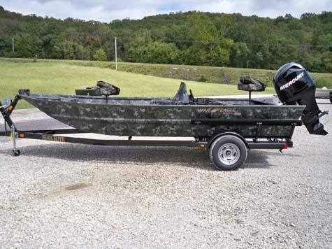 War Eagle 860LDBR 2012 Fishing Boats for Sale