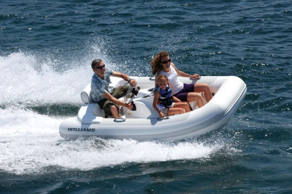 Boats for Sale & Yachts Williams Performance Tenders 285T Turbojet 2012 Jet Boats for Sale Motor Boats